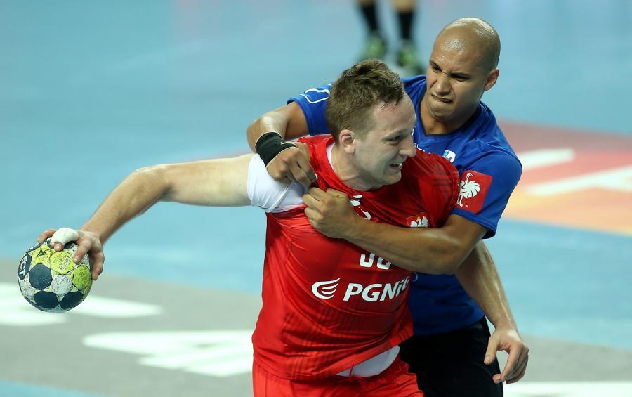 Rafał Przybylski (L) i Yosef Appo (P)