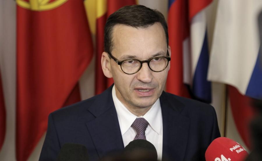 Premier Mateusz Morawiecki