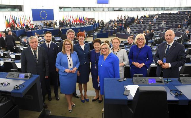 Eurodeputowani PiS