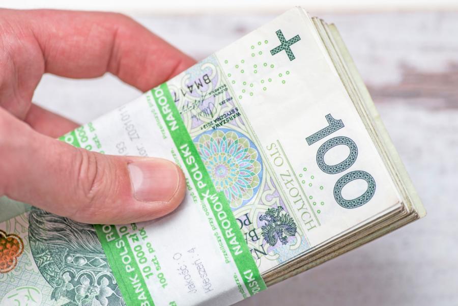 pieniądze, złoty 3