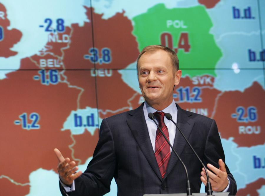 Polska gospodarka zaczyna się rozpędzać