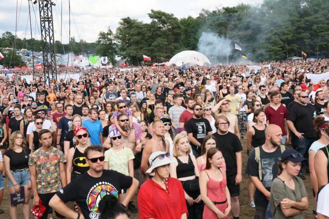 Godzina W. Pol'and'Rock Festival - 1 sierpnia 2019
