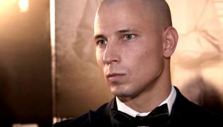"""Józef Pawłowski na premierze filmu """"Na bank się uda"""""""