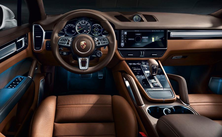 Luksus w wdaniu Porsche zawsze ma rozmach