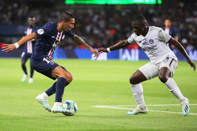 PSG wygrało w lidze francuskiej