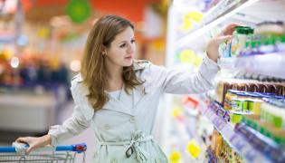 Zakupy w supermarkecie