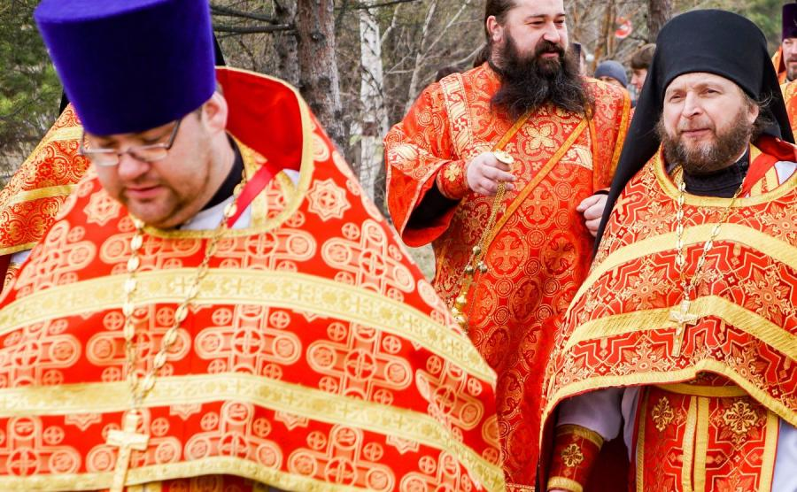 Rosyjscy duchowni