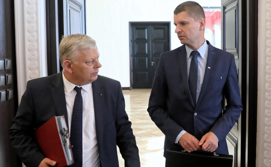 Dariusz Piontkowski, Marek Suski