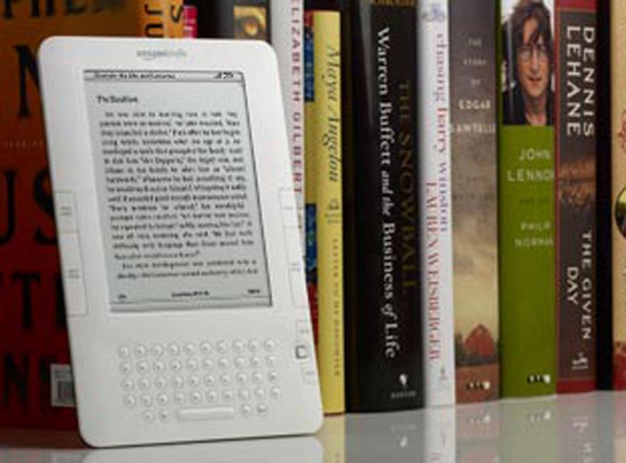 Amazon wreszcie pokazał Kindle 2