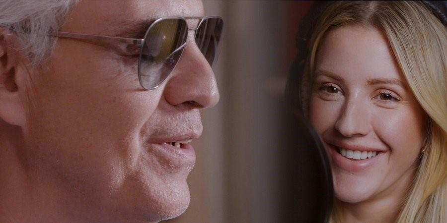 Andrea Bocelli i Ellie Goulding