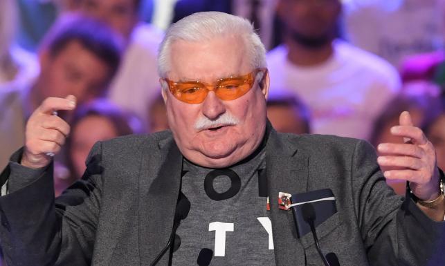 Lech Wałęsa o Kornelu Morawieckim: Zdrajca. A co oni z niego robią? - bohatera