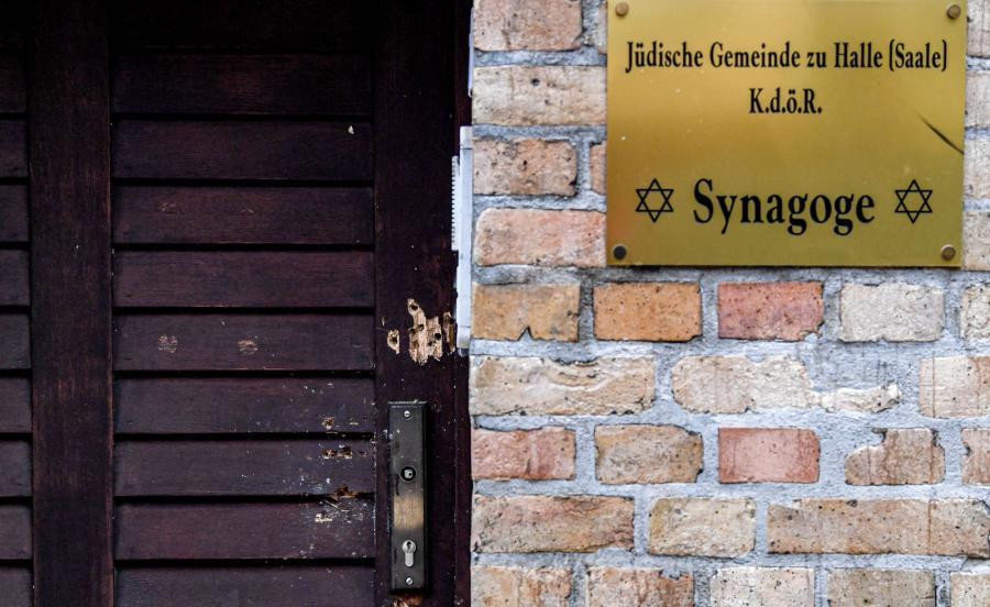 Synagoga w Halle