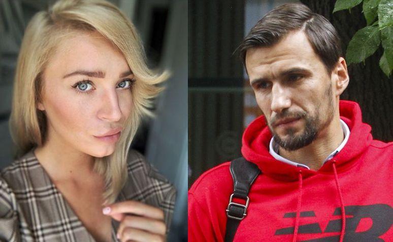 Martyna Gliwińska, Jarosław Bieniuk
