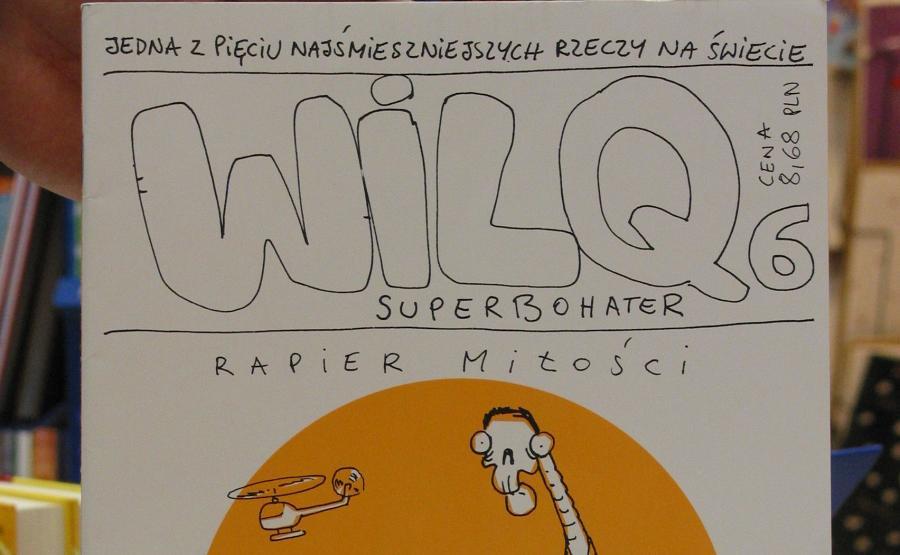 Wilq Superbohater