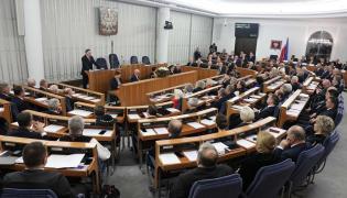Inauguracyjne posiedzenie Senatu