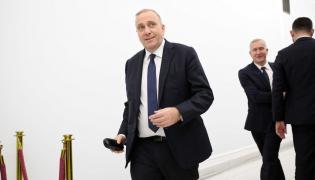 Grzegorz Schetyna przewodniczący Platformy Obywatelskiej