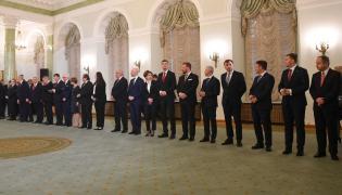 Prezydent Duda powołał nowy rząd Mateusza Morawieckiego