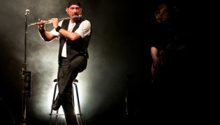 Ian Anderson z Jethro Tull