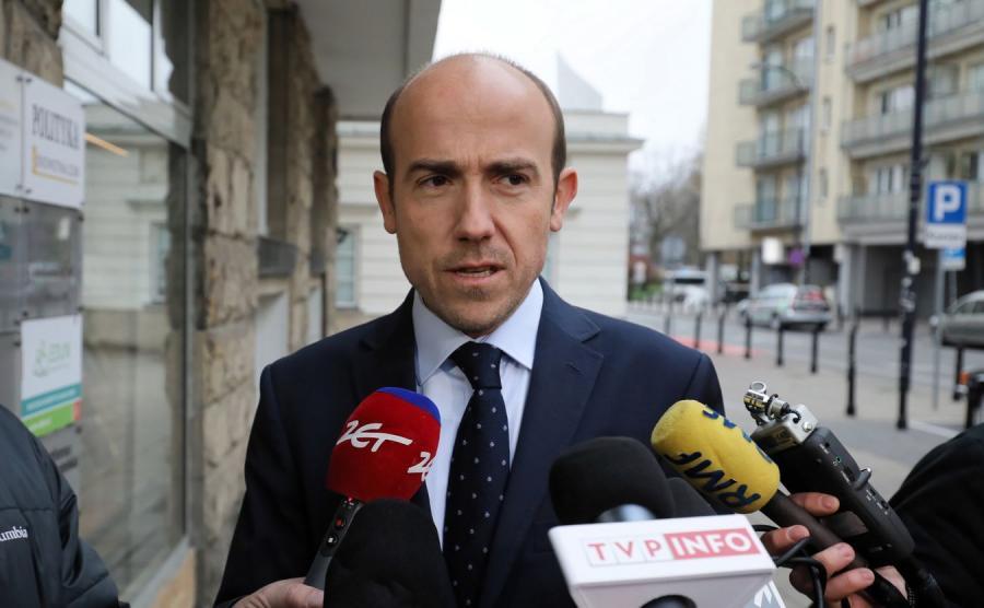 Borys Budka przewodniczący KO
