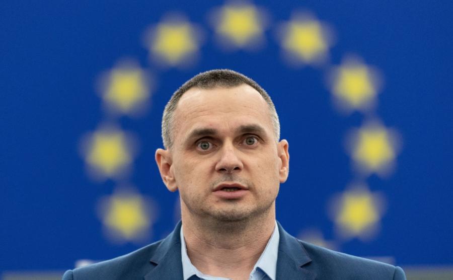 Ołeh Sencow w PE