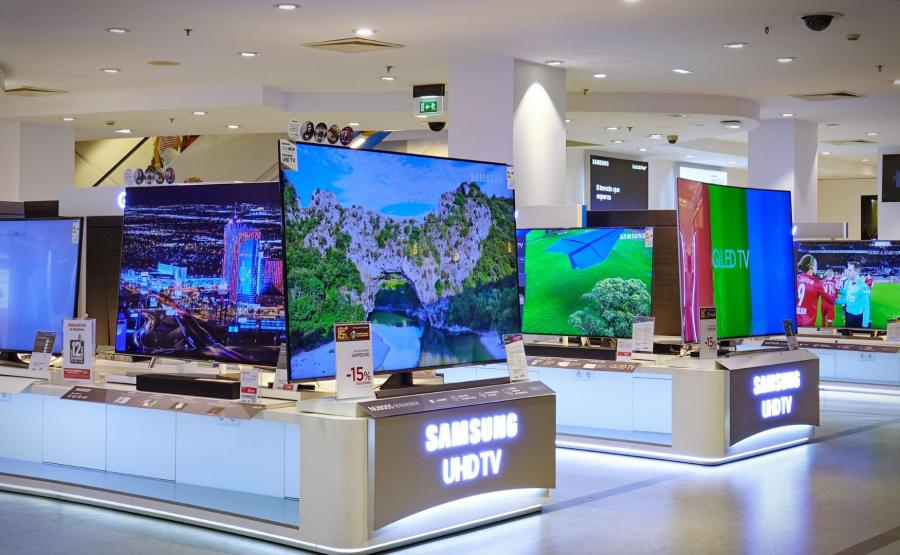 Telewizory Samsunga