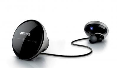 Dotykowy zestaw głośnomówiący Philipsa, gadżet, który lubi twój dotyk