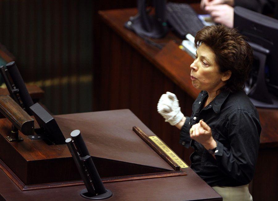 Nelli Rokita: Marzę, by mąż wrócił do polityki