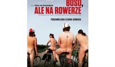 """Boso, ale na rowerze"" - patologia na wesoło"