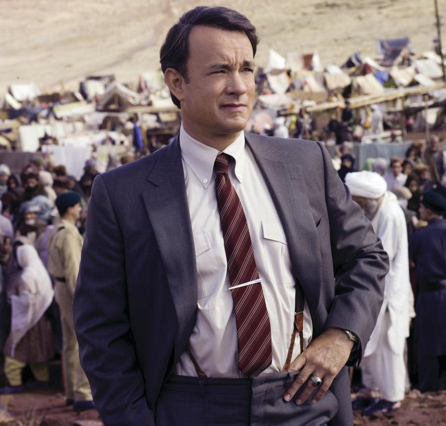 Tom Hanks jako kongresmen Wilson