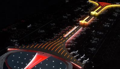 W Pekinie powstał największy terminal lotniczy świata
