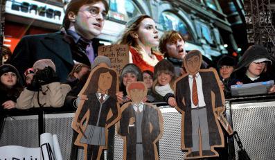 Gwiazdy Harry'ego Pottera