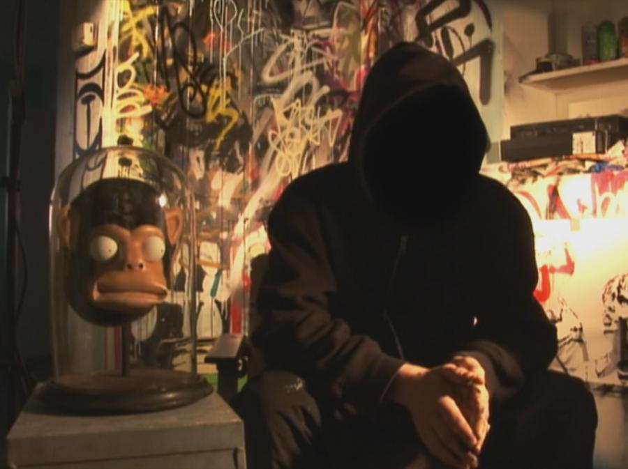 Banksy w filmie \