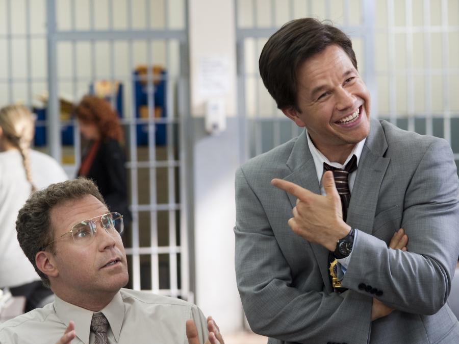 Gliniarze nieudacznicy: Ferrell i Wahlberg