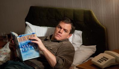"""Matt Damon jako """"Medium"""" (""""Hereafter"""")"""