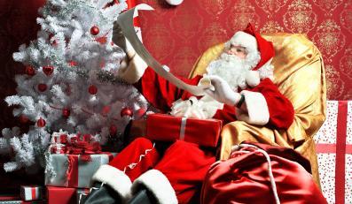 Mikołaj jak inwestor - daje pieniądze i uczy je pomnażać