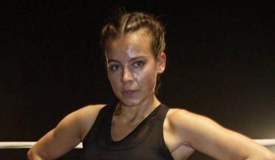 Ania na ringu
