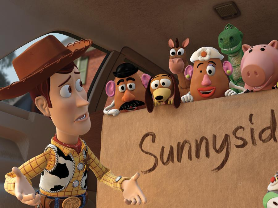 "6. ""Toy story 3"""