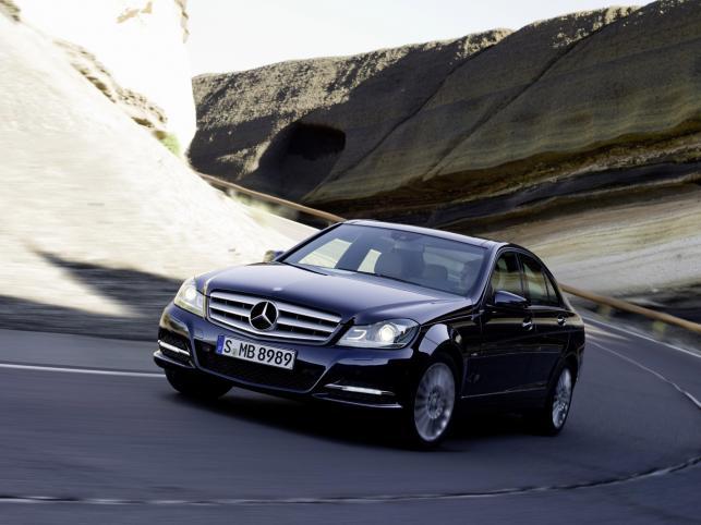 Hit Mercedesa na nowo