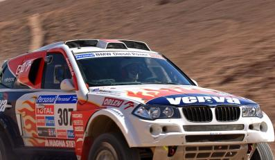 Rajd Dakar - Polak szybszy niż Sainz z VW