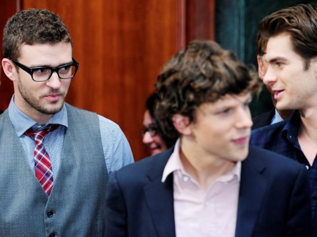 """""""The Social Network"""" zdobył cztery Złote Globy, w tym najważniejszy – dla najlepszego filmu dramatu"""