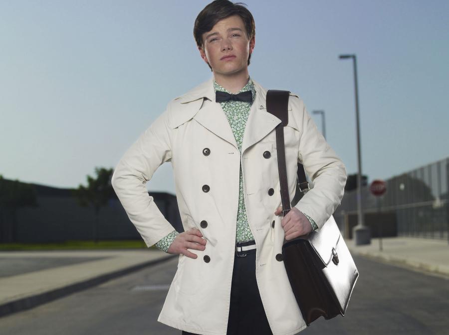 """4. Kurt Hummel – """"Glee"""" (w tej roli Chris Colfer)"""