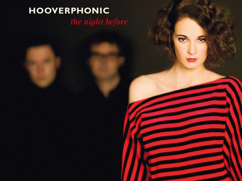 Hooverphonic teraz z brunetką