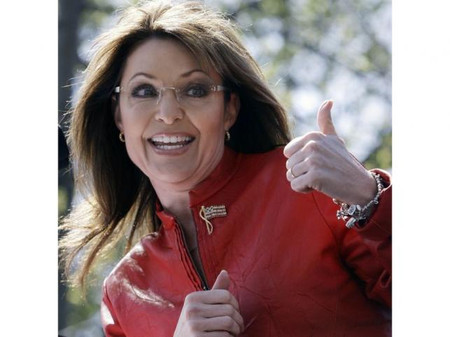 Palin to bez wątpienia piękna i seksowna babcia. Babcią została dość wcześnie, poza tym ma już na koncie tytuł Miss Alaska