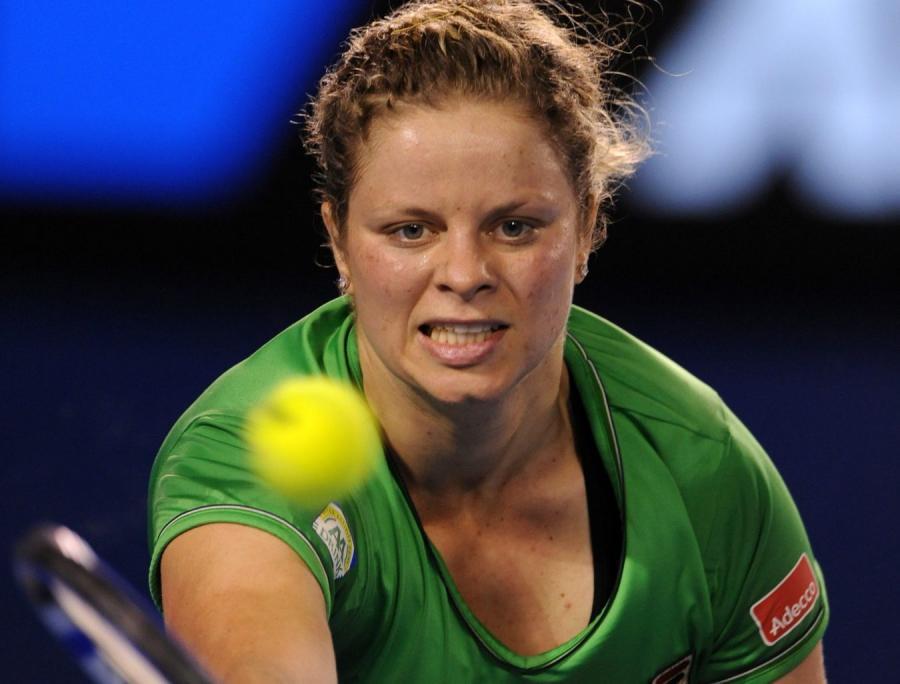 Australian Open dla Kim Clijsters