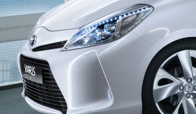 Toyota wciąż odczuwa skutki tsunami