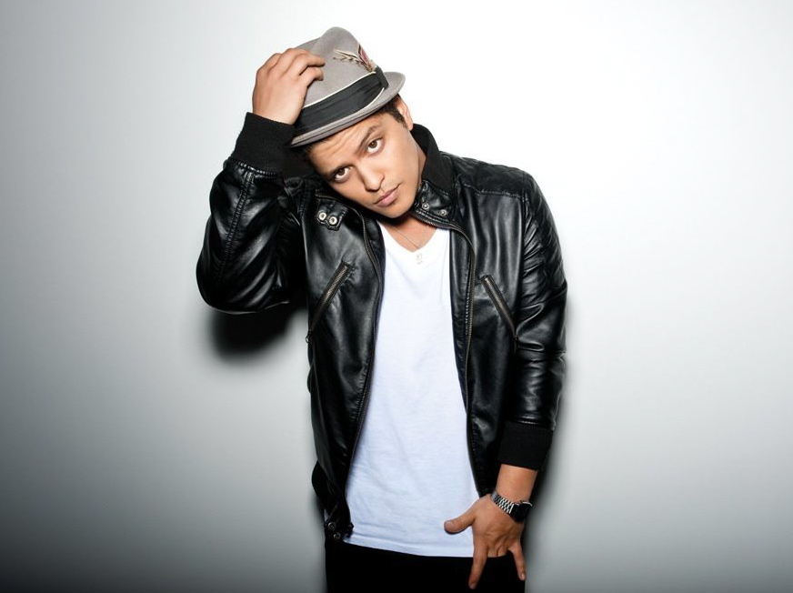 Bruno Mars, czyli Peter Gene Hernandez