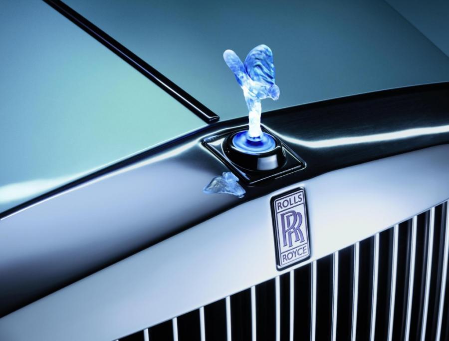 Rolls-Royce jakiego jeszcze nie było! Zobacz film