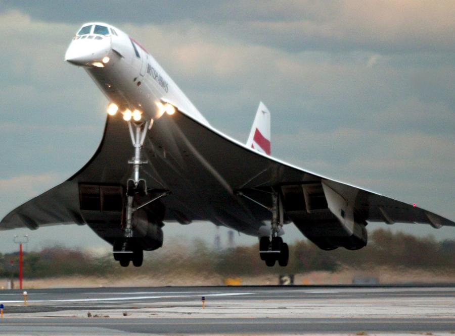 Concorde wyprzedził czas. Nigdy na siebie nie zarobił
