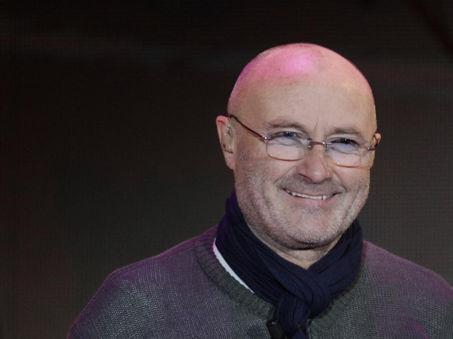 Phil Collins ma dość grania