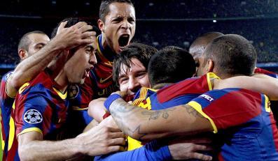 Barcelona wyeliminowała Arenal z Ligi Mistrzów